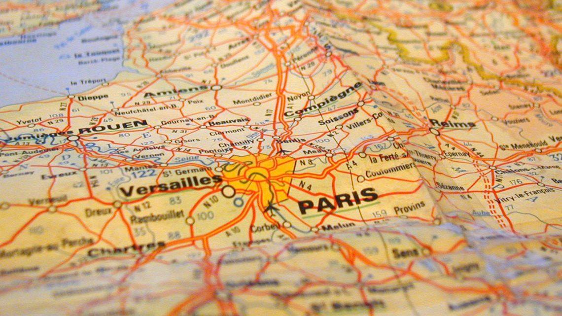 Podróż dookoła Świata lub przynajmniej Europy