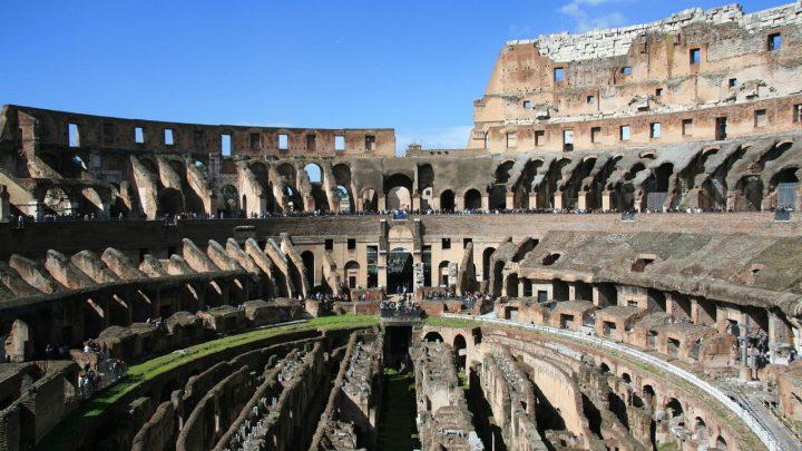 Koloseum – symbol Rzymu